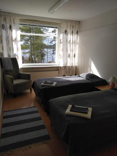 Hotel-overnachting met je hond in Vinsanvilla - Ruovesi