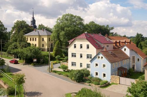 Ferienwohnung im Sonnenhof - Apartment - Reichenberg