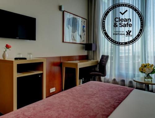 VIP Executive Arts Hotel - image 10