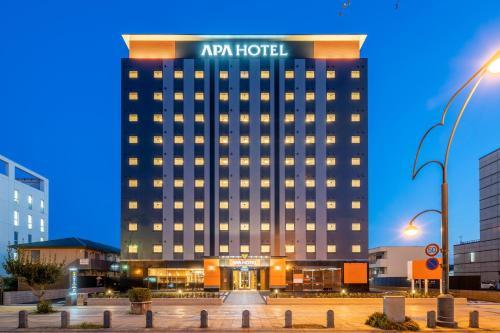 APA Hotel Hitachinaka Katsuta Ekimae