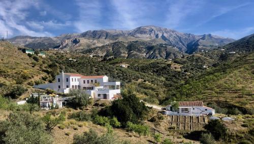 Cortijo La Zapatera - Accommodation - Canillas de Aceituno