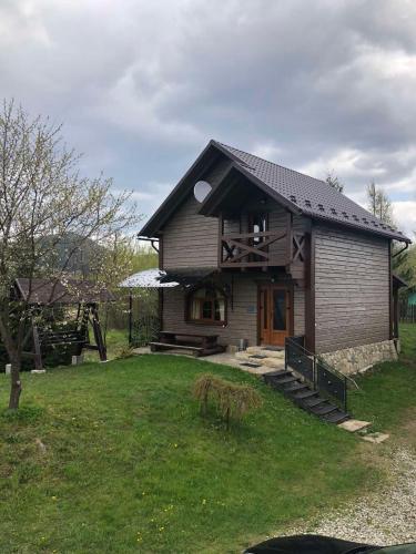 Accommodation in Mykulychyn