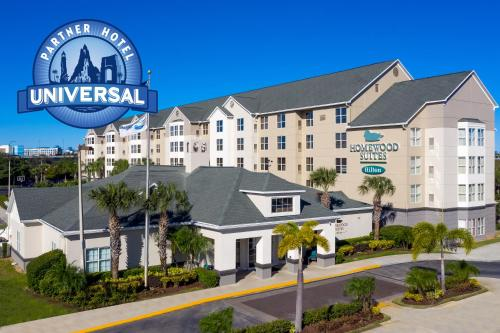 . Homewood Suites by Hilton Orlando-Nearest to Universal Studios