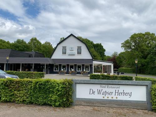 De Wapser Herberg, Hotel in Wapse bei Blokzijl