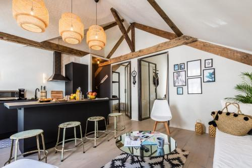 YOUCCA BOHO Apartment ideally located in Biarritz