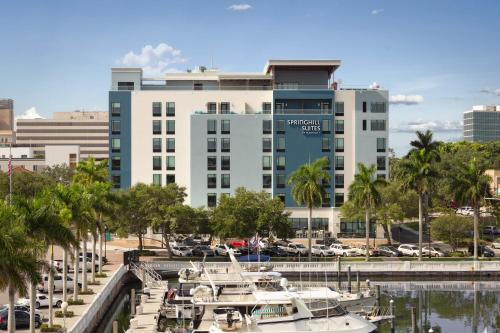 . SpringHill Suites by Marriott Bradenton Downtown/Riverfront