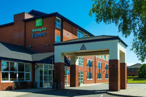 Holiday Inn Express Burton On Trent, An Ihg Hotel