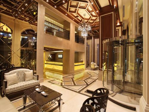 Istanbul Grand Durmaz Hotel contact