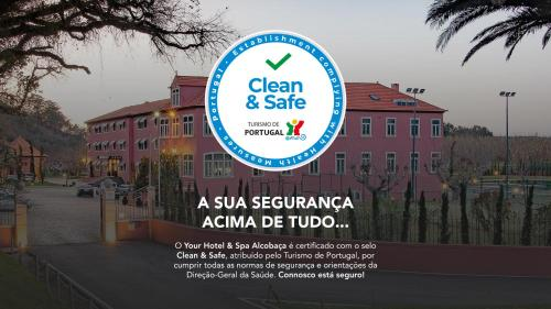 . Your Hotel & Spa Alcobaça