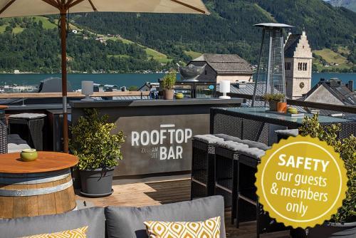 HEITZMANN - Hotel & Rooftop - Zell am See