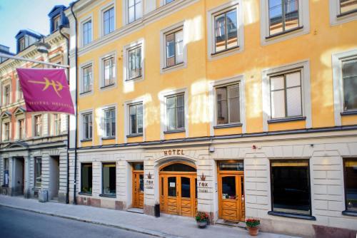 Rex Hotel, Sweden