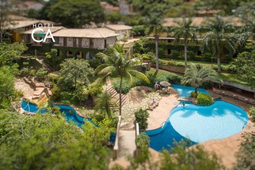 . Hotel Canto das Águas - Roteiro de Charme