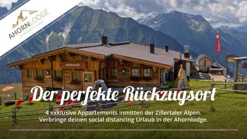Ahornlodge Mayrhofen