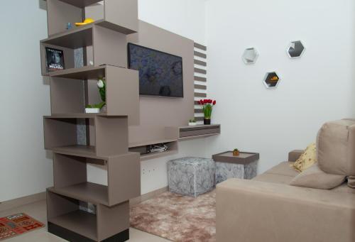 Residencial Fênix Apartamento Novo Mobiliado