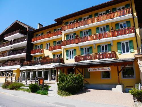 Hôtel du Glacier - Hotel - Champex-Lac