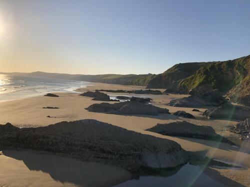 Grenville, Whitsand Bay, Cornwall