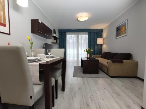 . Apartamenty Aquarius z Aquacenter
