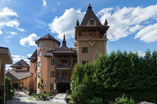 Hotel Resort&Spa Kamelot - Kamenitsa