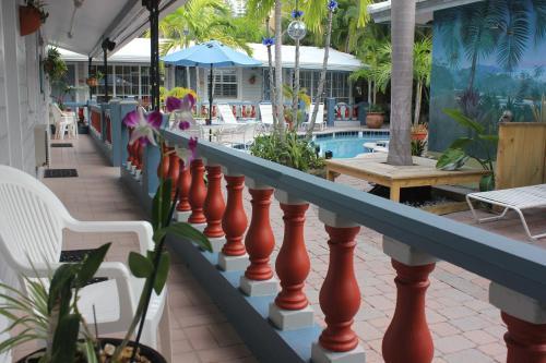 Фото отеля Coral Reef Guesthouse