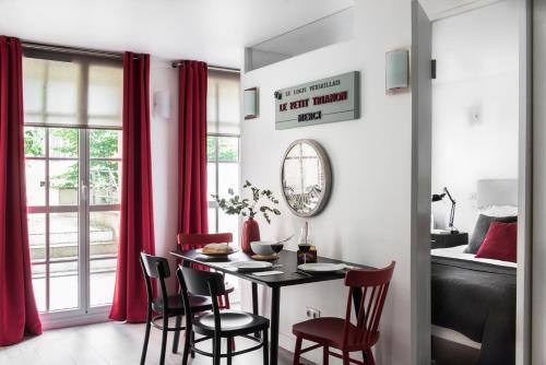 . Appartements - Le Logis Versaillais