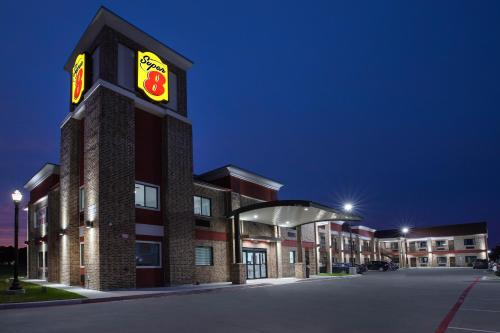 Super 8 by Wyndham Humble/Houston - Hotel - Humble