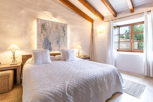 Standard Double Room - single occupancy Cases de Son Barbassa Hotel & Restaurant 2