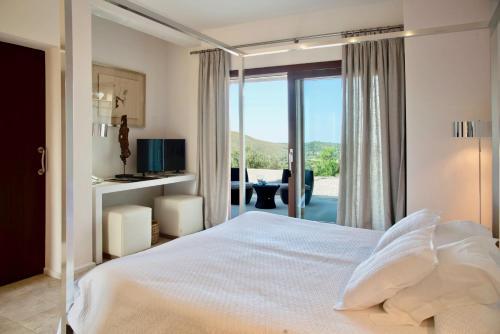 Superior Doppelzimmer mit Bergblick Cases de Son Barbassa Hotel & Restaurant 2