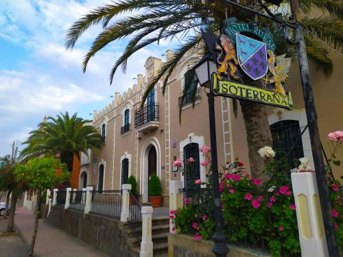. Hospedium Hotel Rural Soterraña