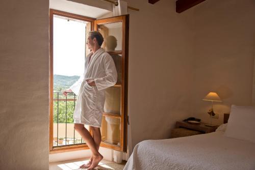 Standard Double Room - single occupancy Cases de Son Barbassa Hotel & Restaurant 4