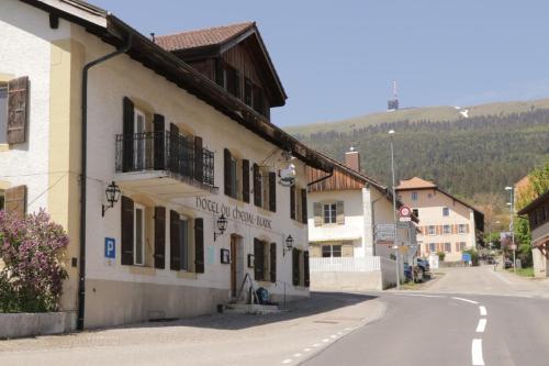Hotel du Cheval Blanc - Nods