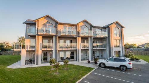 Coastal Ridge Apartment - Accommodation - Timaru