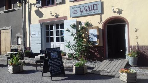 le galet chez Jacquie et Fifi - Accommodation - Mont-Dauphin
