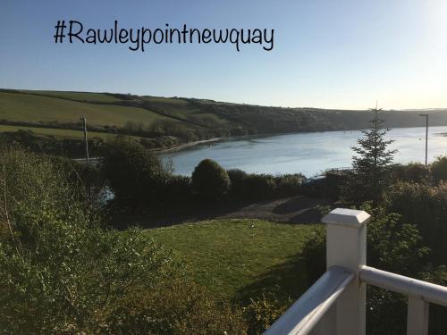 Rawley Point, Crantock, Cornwall