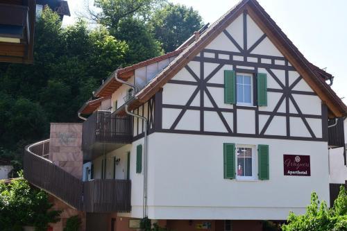 Wagners Aparthotel - Accommodation - Sasbachwalden