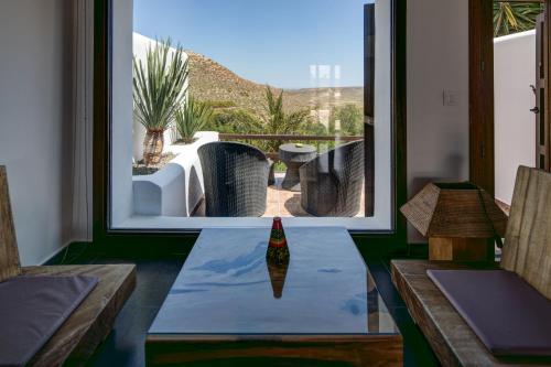 Doppelzimmer mit Terrasse La Almendra y El Gitano 4