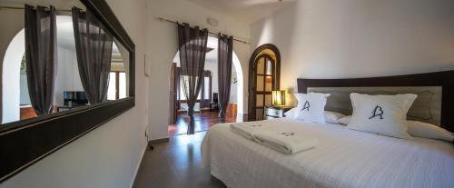 Suite mit Whirlpool-Badewanne ohne Terrasse La Almendra y El Gitano 1