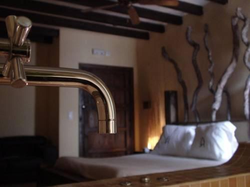 Suite mit Whirlpool La Almendra y El Gitano 13