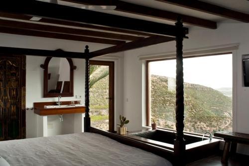 Suite mit Whirlpool La Almendra y El Gitano 2