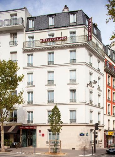 Hôtel de la Place des Alpes - Hôtel - Paris