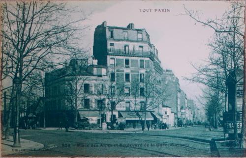 Hôtel de la Place des Alpes photo 13