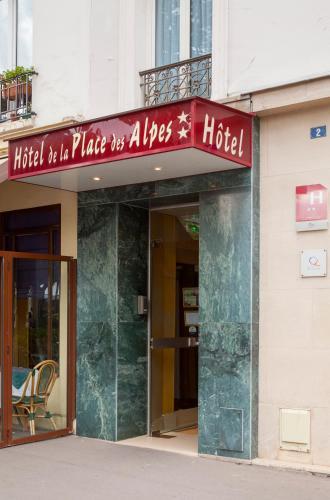 Hôtel de la Place des Alpes photo 14