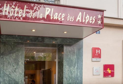 Hôtel de la Place des Alpes photo 15