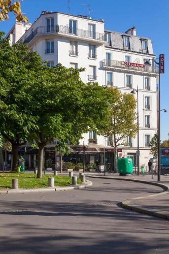 Hôtel de la Place des Alpes photo 17
