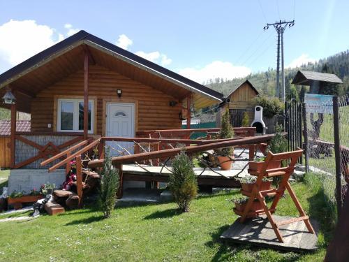 Ubytovanie Lesky - Accommodation - Mlynky
