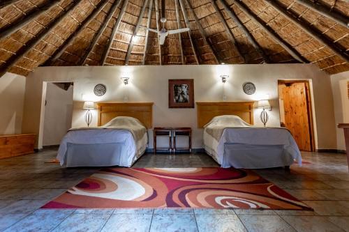 . Gooderson DumaZulu Lodge