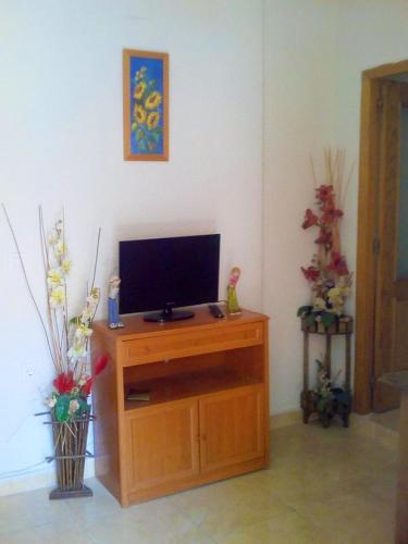 . Apartment with 3 bedrooms in Ciudad Real with WiFi