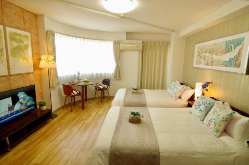 *602* 道頓堀東Art Hotel