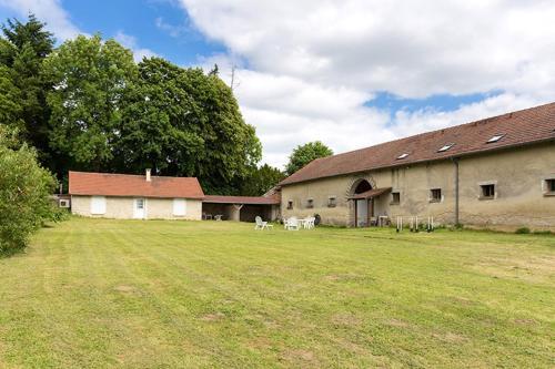 Maison de 4 chambres a Monthenault avec jardin amenage et WiFi a 12 km de la plage - Location saisonnière - Monthenault
