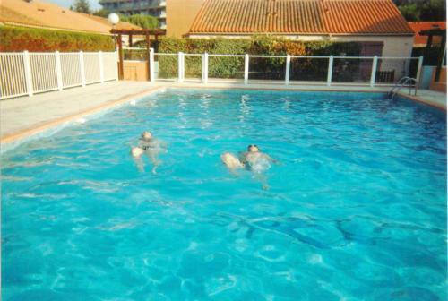 Maison de 2 chambres a Argeles sur Mer avec piscine partagee et terrasse a 400 m de la plage - Location saisonnière - Argelès-sur-Mer