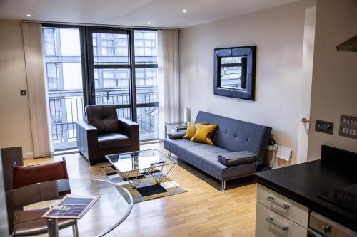 Canary Wharf Retreat - Serviced Apartments